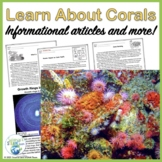 Coral Reefs Reading Passages and More!