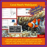 Coral Reefs WebQuest