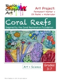 Coral Reefs and Tropical Fish: Art Lesson for Grades 3-7