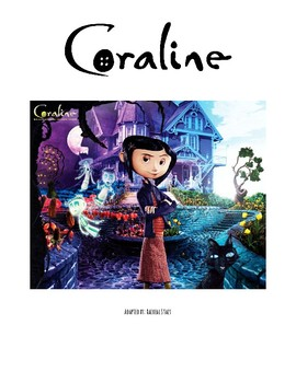 Coraline Adapted Book