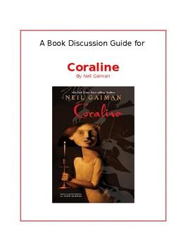 Coraline Book Discussion Guide