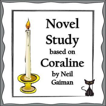 Coraline Novel Study Bundle