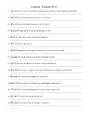 Coraline Chapters 6-10 Scavenger Hunt