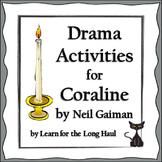 Coraline Drama Activities