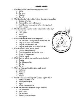 Coraline Quiz 001