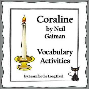 Coraline Vocabulary Activities
