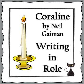 Coraline Writing Activities
