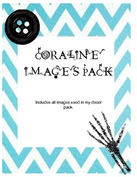 Coraline images pack-not for commercial use