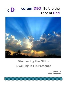 Coram Deo: Before The Face of God (Student Workbook)
