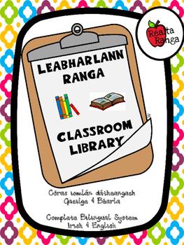 Córas Leabharlainne Dátheangach // Bilingual Library Syste