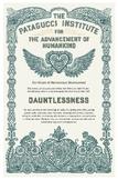 Motivational Poster  Dauntlessness