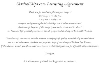 Cordial Clips Licensing Agreement