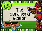 Cordillera Region Task Cards