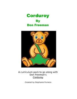 Corduroy Curriculum Pack