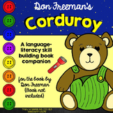 Corduroy - A Language/Literacy Book Companion