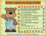 Corduroy: Common Core Literacy Activities