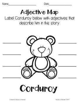 Corduroy {Companion Pack}