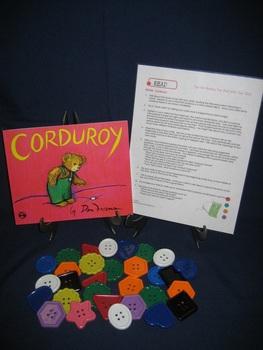 Corduroy English parent pack