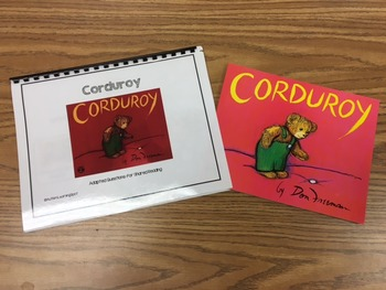 Corduroy Shared Reading