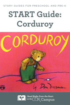 Corduroy Story Guide