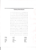 Corduroy Word Search Puzzle-Free Great to Go with Corduroy