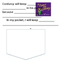 A Pocket for Corduroy Writing Activity