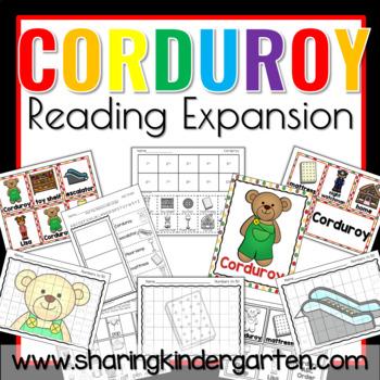 Corduroy {book companion}