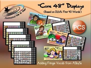 """""""Core 48"""" Displays - PCS"""
