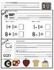 Core Bites:  Kindergarten Morning Work