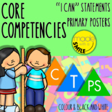 British Columbia's Primary Core Competencies