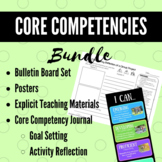BC Core Competencies Bundle! Everything you need...