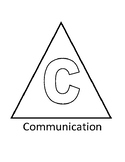 Core Competencies BC Posters (C-T-PS) BLACK AND WHITE