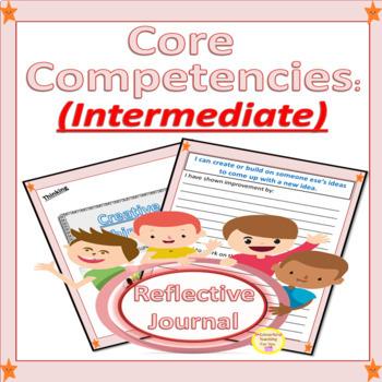 Core Competencies: Reflective Journal (Intermediate)