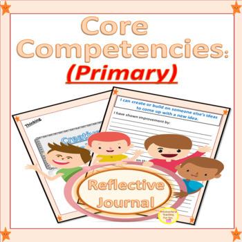 Core Competencies: Reflective Journal (Primary)