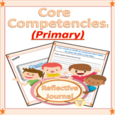 Core Competencies: Reflective Journal (Primary)