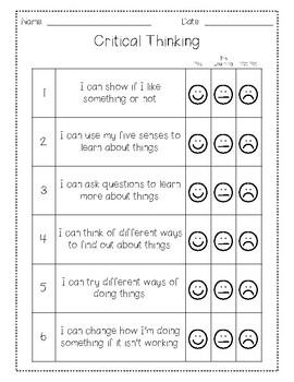 Core Competencies Self Assessment BC Curriculum