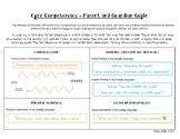 """Core Competencies for Parents - in """"kid speak"""""""