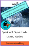 Core Competency Animal Posters BC