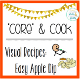 Core & Cook: Visual Recipies - Easy Apple Dip