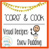 Core & Cook: Visual Recipies - Snow Pudding Cup
