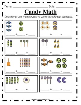 Core Curriculum Math Activities for First Grade