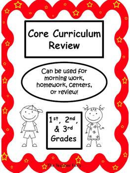 Core Curriculum Review