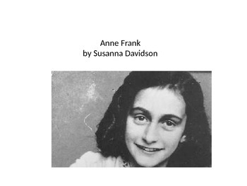 Anne frank curriculum teaching resources teachers pay teachers core curriculum literature anne frank fandeluxe