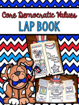 Core Democratic Values Lap Book