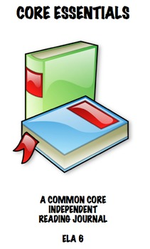 Core Essentials Grade 6 Independent Reading Journal