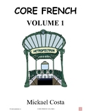 Core French, volume 1 French (#1008)