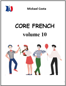 Core French Beginner Lesson 9 (#22) French Immersion