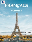 Core French , volume 3, French Immersion (#/15)
