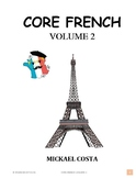 Core French, French as a second language, French Immersion, volume 2 (#14)