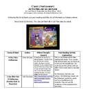 Core French Grade 3&4 Halloween Reading Activities